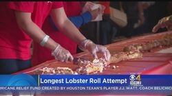 P.E.I. Takes Delicious Crack At World's Longest Lobster Roll