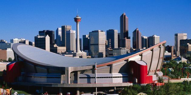 Calgary Flames Say There S No Point In Continuing Bid For New Arena Huffpost Canada