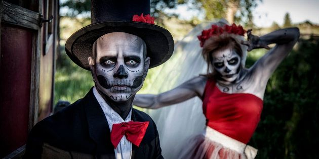 20 Couples Halloween Costumes That Will Make You Win All The