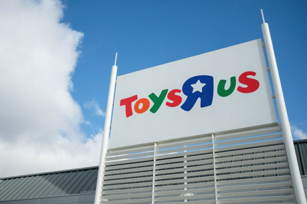 A Toys R Us location in Luton, England, on Sept. 19. The company is planning a hiring spree for the busy...