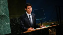 Trudeau Plugs Proposed Small Business Tax Reforms During UN