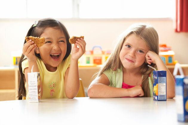 Here's What Canadian Kids Are Really Eating For
