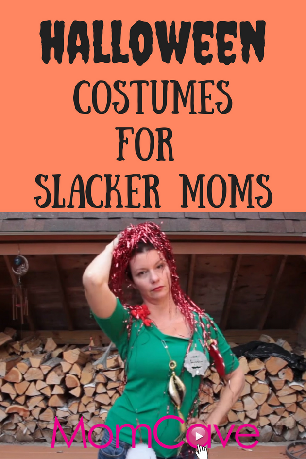 These Slacker Mom Halloween Costumes Are Easy And