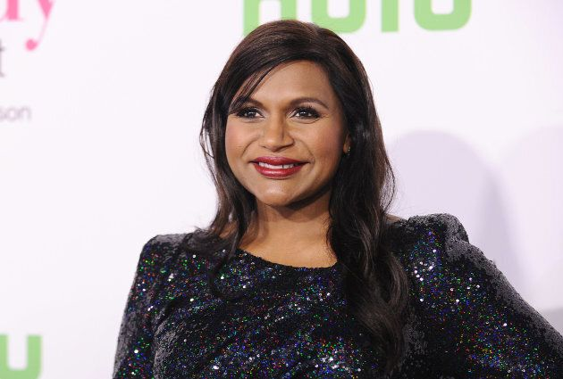Mindy Kaling attends 'The Mindy Project' final season premiere party in California on September 12,