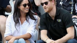 It's Official: Prince Harry And Meghan Markle Are Touching In