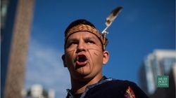 Thousands Show Up For Reconciliation Walk In