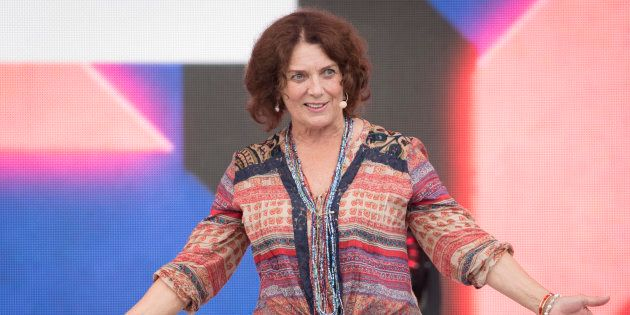 Margaret Trudeau Doesn't Shy Away From The Hard Truth About Mental Health