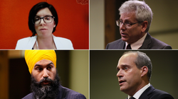 Watch: HuffPost Canada NDP Leadership