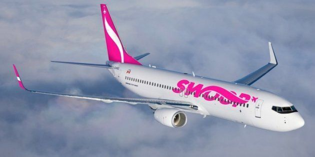 Swoop enters the Canadian ultra-low-cost carrier market. (CNW