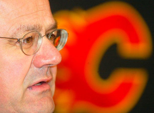 Calgary Flames President Ken