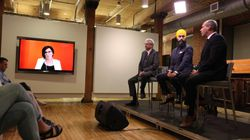 NDP Leadership Candidates Asked About The Last Time They Smoked