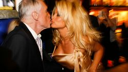 Pamela Anderson Pens The Ultimate Goodbye To Hugh