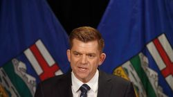 Alberta Leadership Hopeful Sorry For 'Regretful Word Choice' About