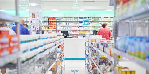 Canada has some of the highest prescription drug costs in the