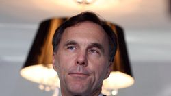 Morneau's Town Hall Turns Into A Shouting