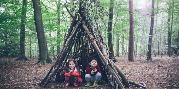 Forest Schools In Canada: What Are They And What Are The