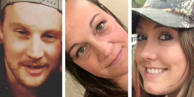 Jordan McIldoon, Jessica Klymchuk, and Calla Medig were among the victims of a Las Vegas shooting