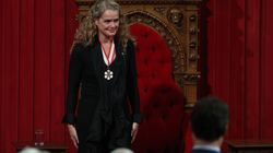 Julie Payette's Coat Of Arms Makes Us Really Want A Coat Of