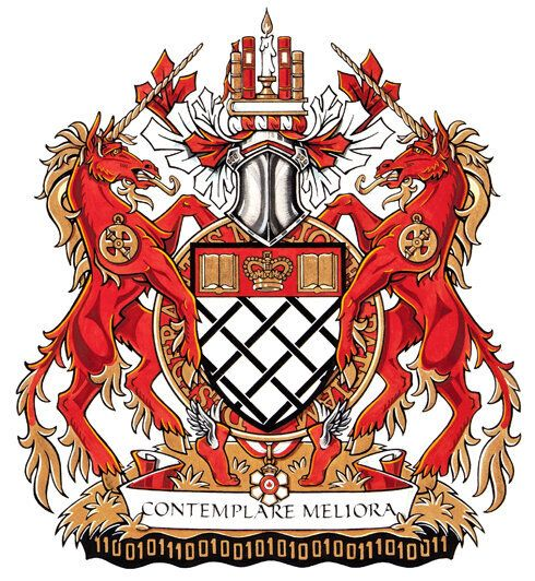 Governor General Julie Payette's Coat Of Arms Makes Us