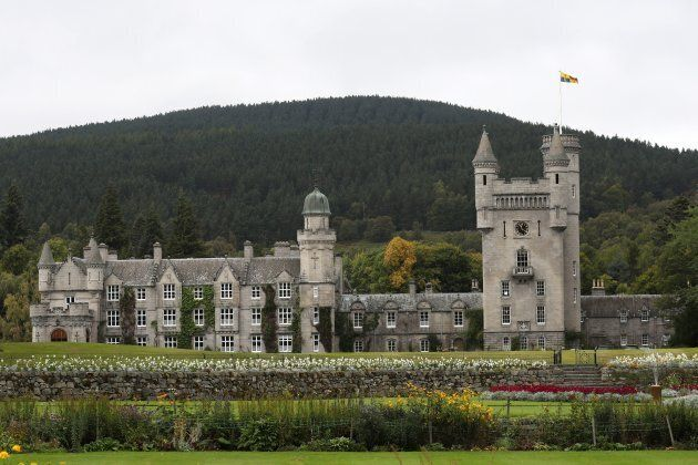 Balmoral Castle and its estate in Scotland are privately owned by the Royal Family and not property of...