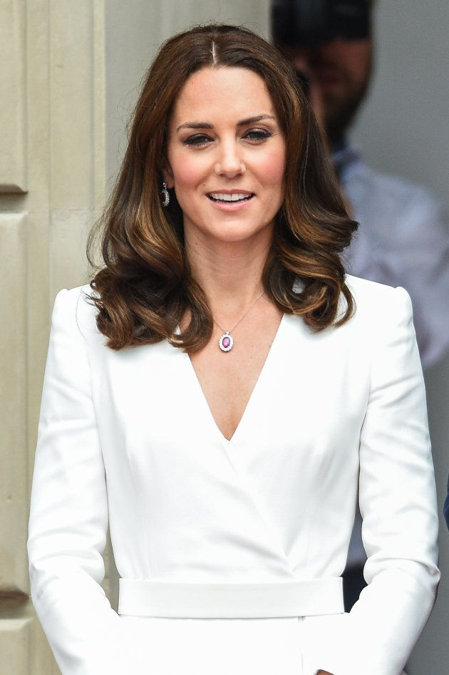 Kate Middleton. (Photo by Getty Images Poland/Karol