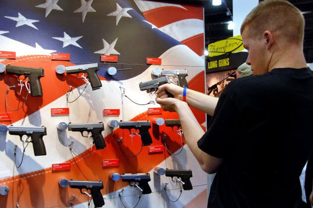 America's Obsession With Guns Is A Real Mental