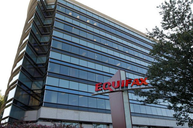 Credit reporting company Equifax Inc. corporate offices are pictured in Atlanta, Georgia, U.S., September...