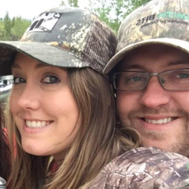 Calla Medig, left, was the third Canadian confirmed dead in the Las Vegas
