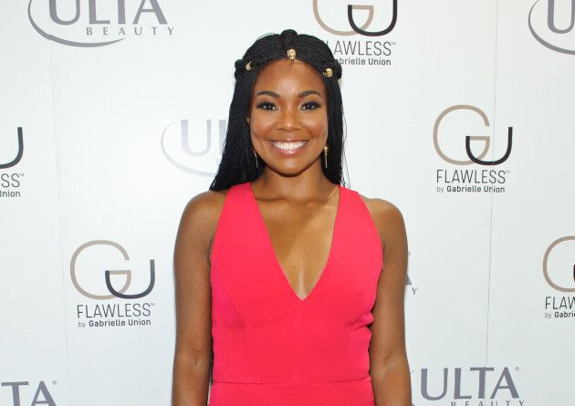 Gabrielle Union appears at Ulta Beauty to promote her 'Flawless' line on September 28, 2017 in Chicago,
