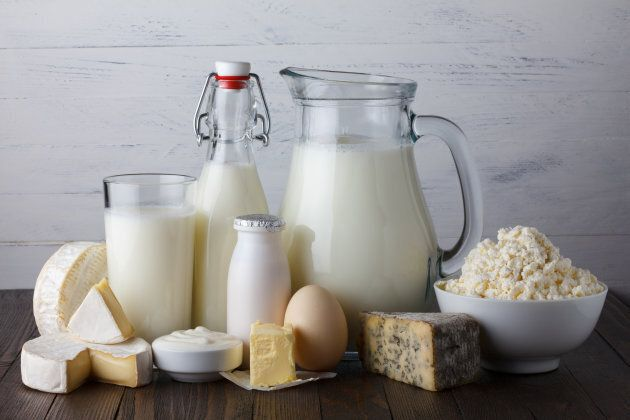 Milk products are a good source of vitamin