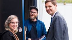 Seth Rogen Somehow Becomes Face Of B.C. Referendum