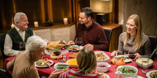 Topics You Can Safely Talk About At Thanksgiving Dinner With Your
