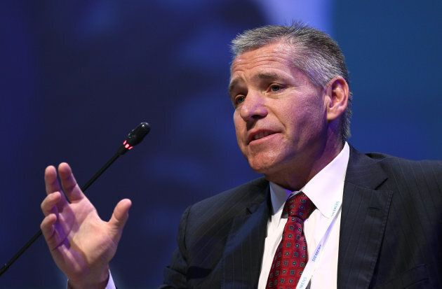 TransCanada CEO Russ Girling did not specify the reasons for the company's cancellation of Energy East, but climate groups say it was at least partly due to tougher new environmental review standards for pipelines.