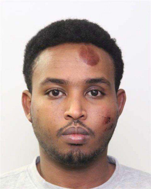 Abdulahi Hasan Sharif is shown in an Edmonton Police Service handout photo. Sharif has been charged in...