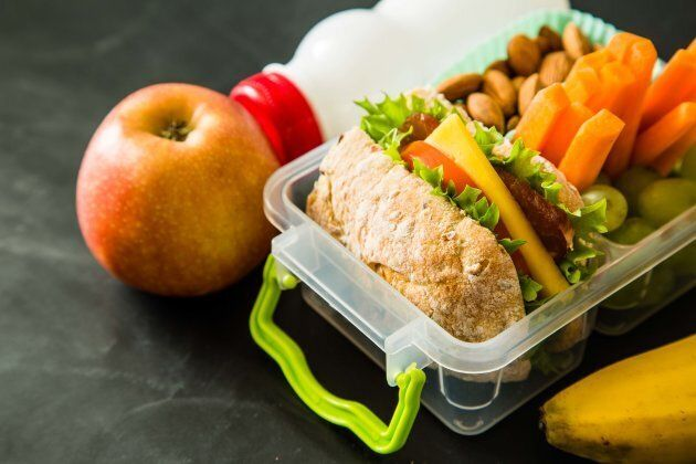 Your Kid Is Bringing Home More Than Uneaten Food In His Lunch