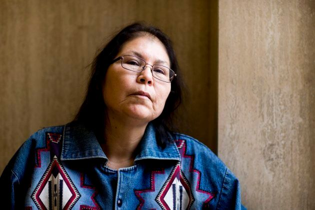 Marcia Brown Martel is the lead plaintiff in the Ontario Sixties Scoop class action