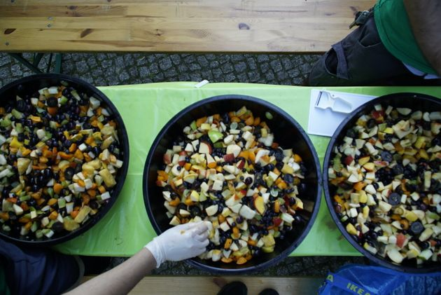 Toronto Is Throwing A Free 5,000-Person Thanksgiving Meal Made From Food
