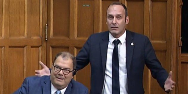 Michel Boudrias Scolded For Disrespecting Governor General In House Of