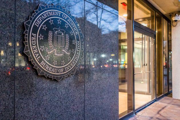 File photo of FBI, Federal Bureau of Investigation headquarters in Washington