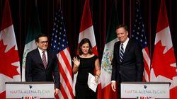 Why Freeland Gave NAFTA Partners A Scathing Anti-Globalization