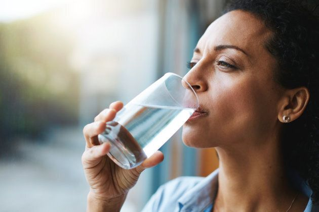 Drinking More Water Could Help Cut The Risk Of