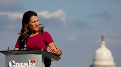 Things Haven't Been This 'Uncertain' Since WWII, Freeland