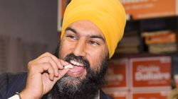 Singh Suggests He'd Be Comfortable If Quebec Voted To