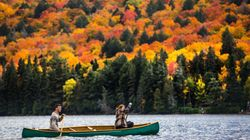 In Case You Forgot, Fall Makes Canada Look Spectacularly