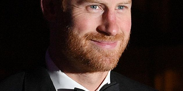 Prince Harry Has The Sexiest Beard Of Them All, According To Discerning Poll