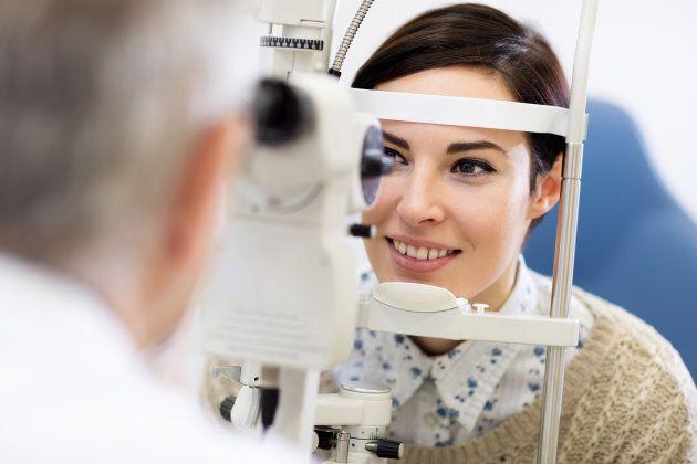 Regular eye exams can help keep your eyes
