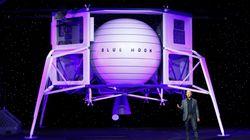 ΗΠΑ: Ο Τζεφ Μπέζος μέχρι το 2024 θα έχει κάνει το πρώτο βήμα για μόνιμη παρουσία του ανθρώπου στην