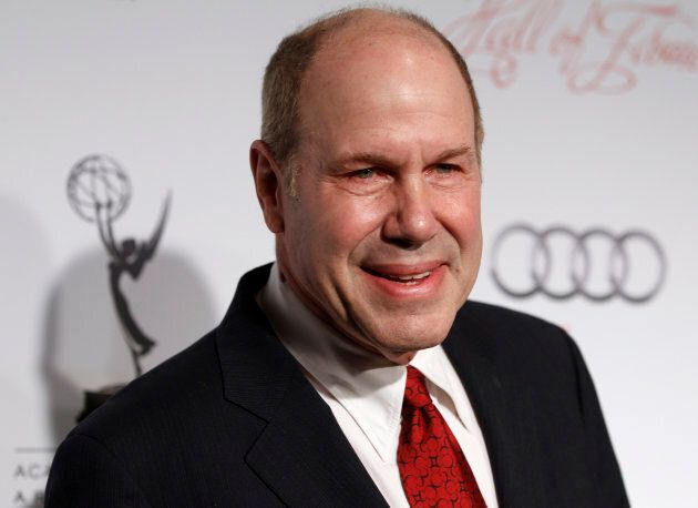 Michael Eisner arrives at the Academy of Television Arts & Sciences 21st annual Hall of Fame Gala in...