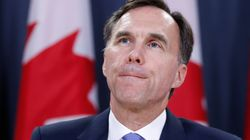 Morneau Changing Small Business Tax Reforms After