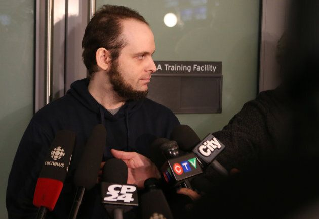 Joshua Boyle and his family were held by Afghan militants for five